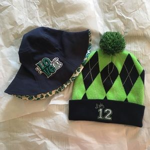 Seattle Sports Hats Set of 2